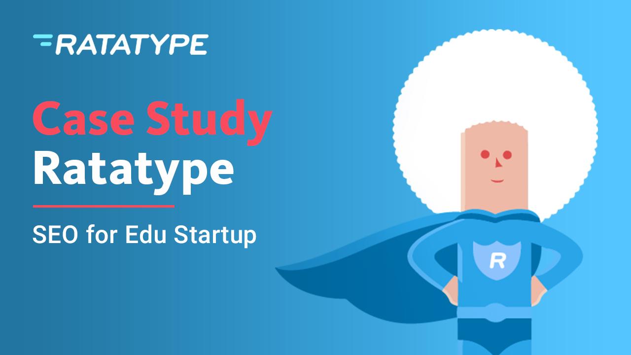 Ratatype case-study: strategies for edu start-up promotion