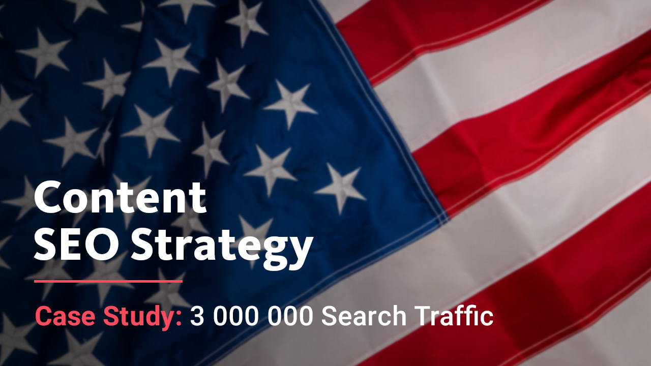 Case study: 3 million monthly visitors from Google for e-magazine