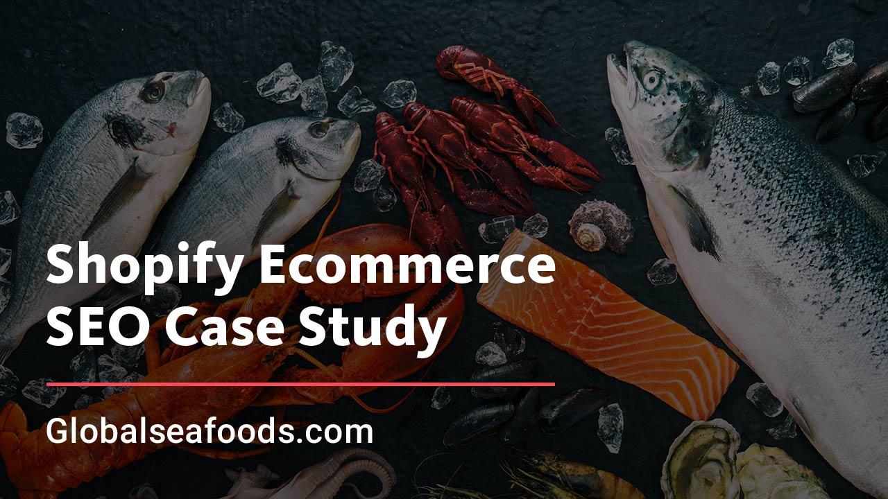 Shopify E-commerce SEO Case Study