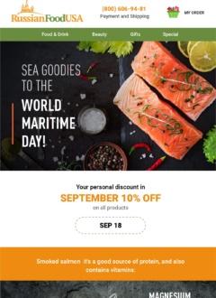 Advice World Maritime Day
