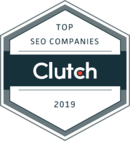 SEO Companies 2019 by Cluth
