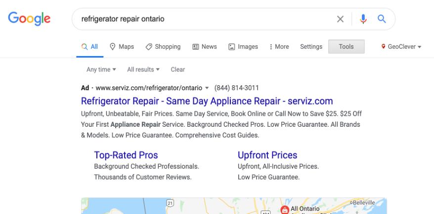 Google Maps Marketing